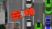 18 Wheeler Traffic Jam