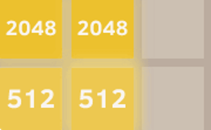 2048 Backwards