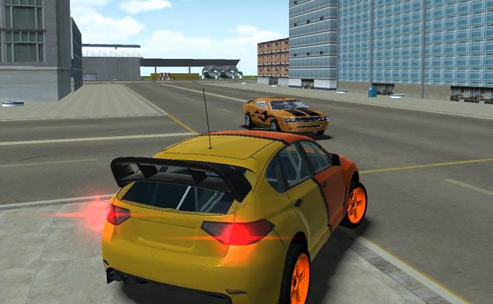 3D Car Simulator