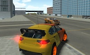 3D Car Simulator