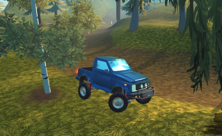 4WD Offroad Cars
