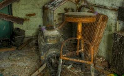 Abandoned Halls