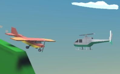 Aerial Stunt Pilot