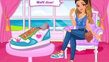 Ariana Grande's Sneaker Designer