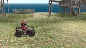 ATV Trials: Beach