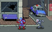 Avengers Age of Ultron Mini Game