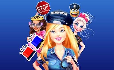 Barbie Fashion Police