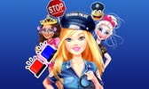 Barbie Fashion Police