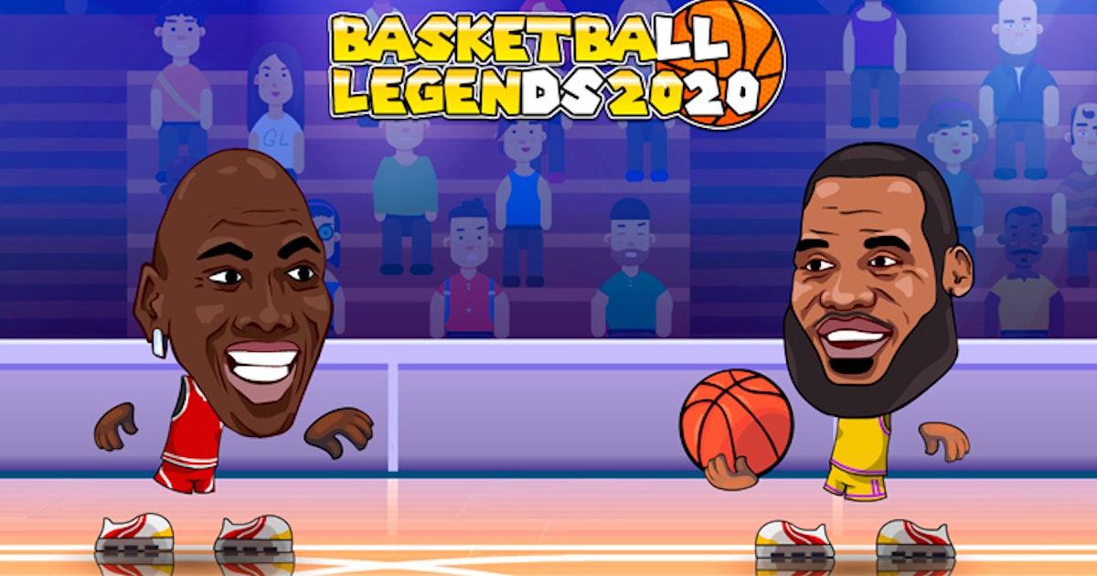 Basketball Legends 2020 Play Basketball Legends 2020 On Crazy Games