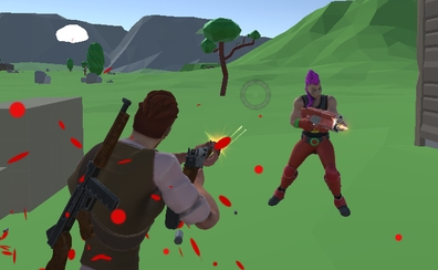 Battle Royale Survival