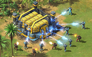 BATTLE FOR THE GALAXY - Crazy Games - Free Online Games on ...