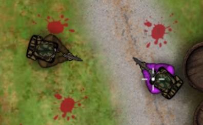 Battlegrounds 2D (.io)