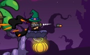 Bazooka and Monster: Halloween