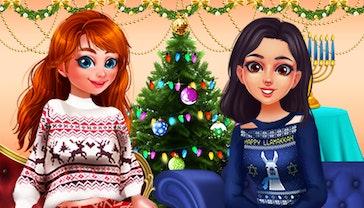BFFs Winter Holidays