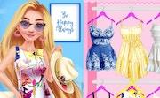 Jogo Big City Life: Rapunzel Online Gratis