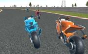 Bike Race Simulator