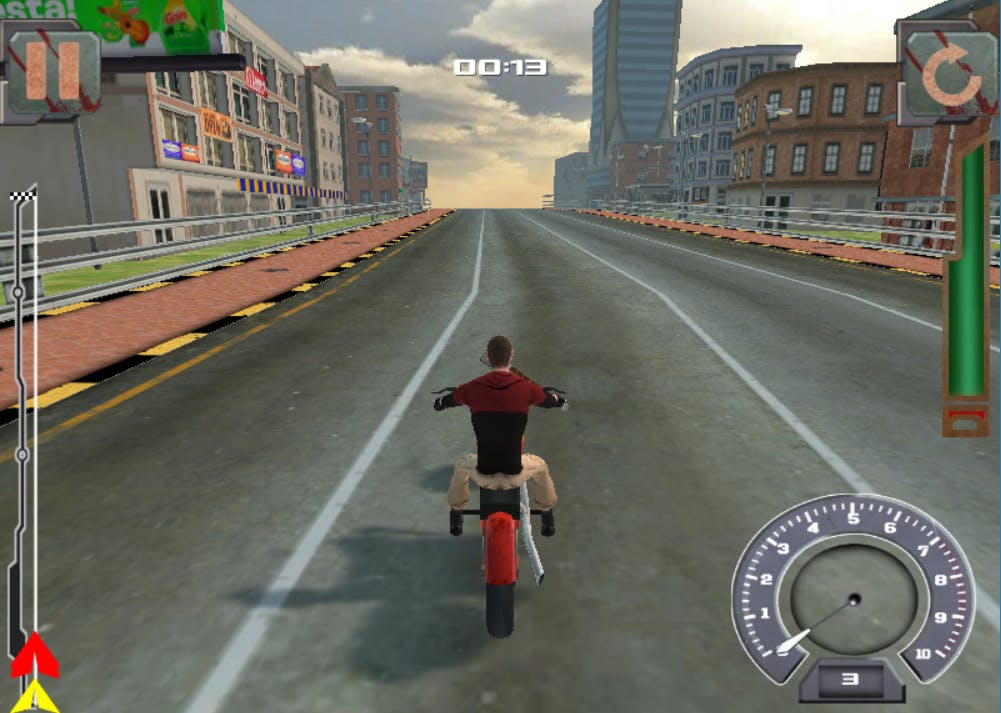 Bike Riders 3: Road Rage