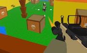 Blocky Combat SWAT 3