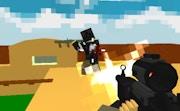 Blocky Combat SWAT Edge