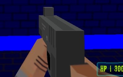 Blocky Gangster Warfare