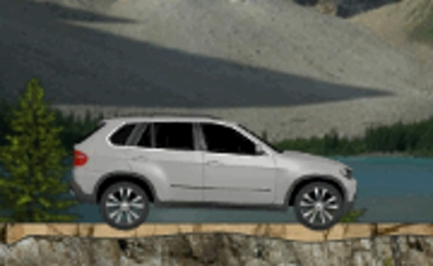 BMW X5 Challenge