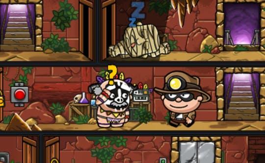 Bob The Robber 5: The Temple Adventure