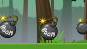 Bomb Rain - Tap Reflex Game