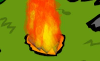 Bonfire Idle