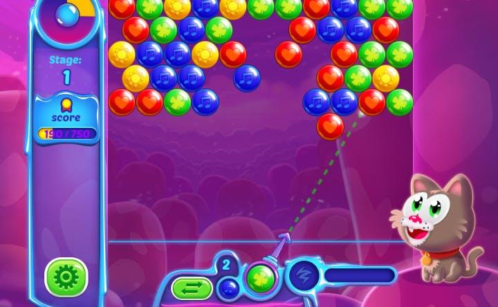 Bubble Monsters Friv