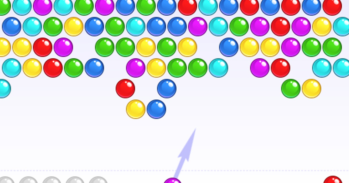 Bubble Shooter Inkl Highscore