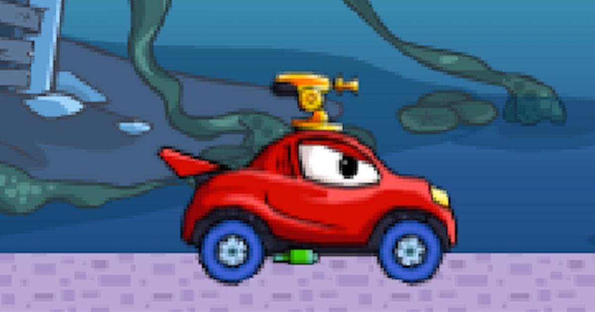Play Car Eats Car 3 On Crazy Games