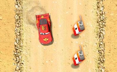 Cars: Lightning's Off-Road Training