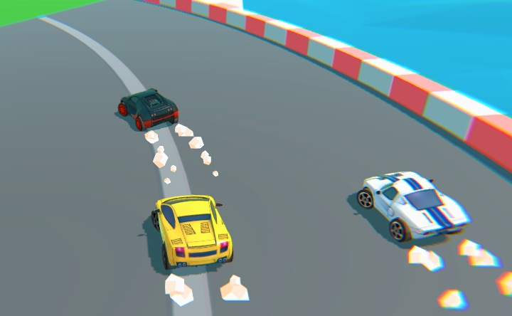 Cartoon Mini Racing Play Cartoon Mini Racing On Crazy Games