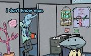 Clam Man:Моллюск