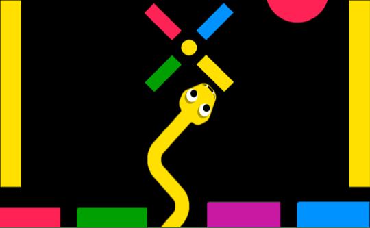 Color Snake