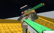 Crazy Combat Blocky Strike