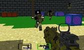 Combat Pixel Arena 3D: Infinity