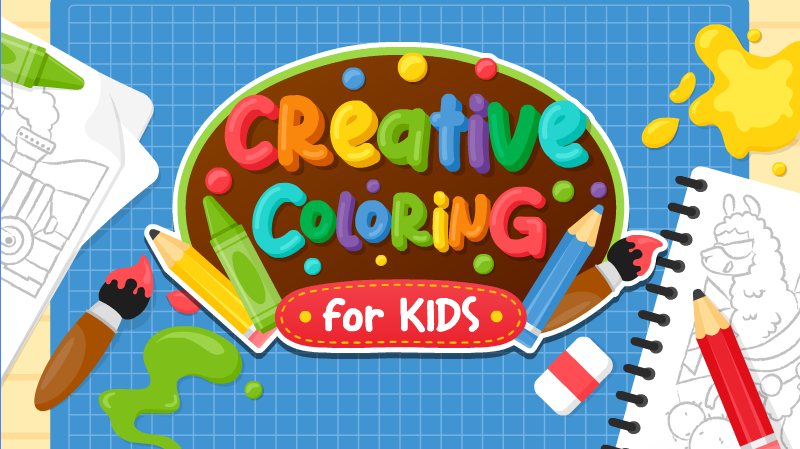 Coloring Games - Play Coloring Games On CrazyGames