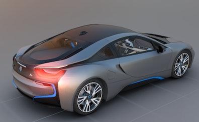 Customize BMW i8