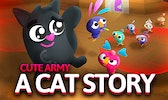 Cute Army: A Cat Story