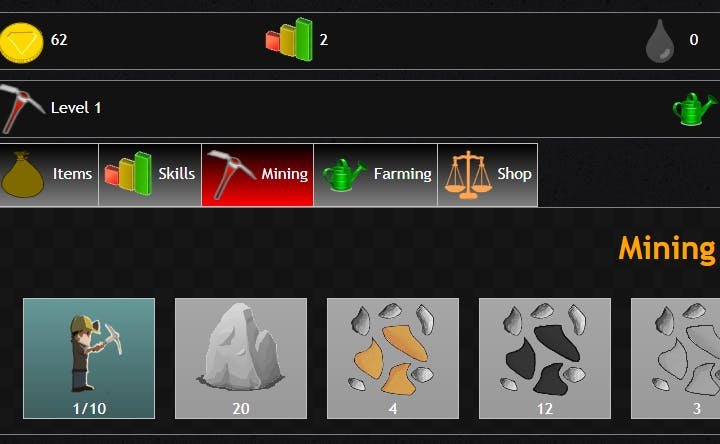 Diamond Hunt Online