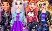 Disney Girls Moto Mania
