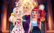 Disney Princesses New Year Collection