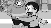 Doraemon Funny Friends