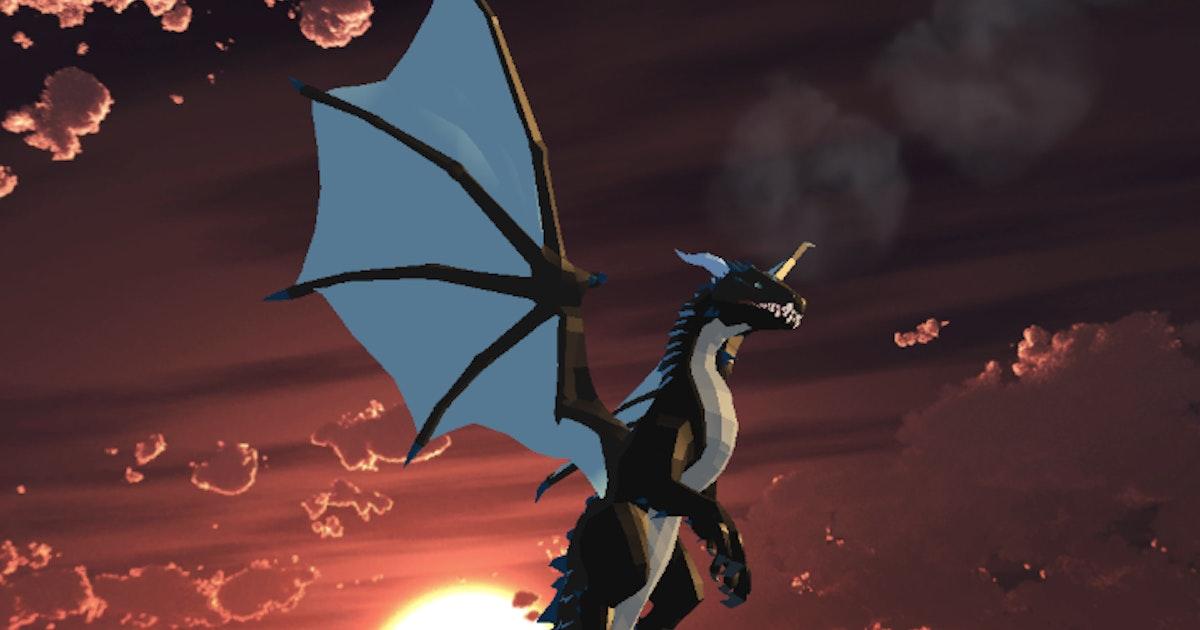 Dragon Simulator Multiplayer Play Dragon Simulator Multiplayer On Crazy Games