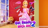 Ellie Get Ready With Me 2