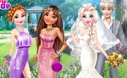 Elsa's Wonderland Wedding