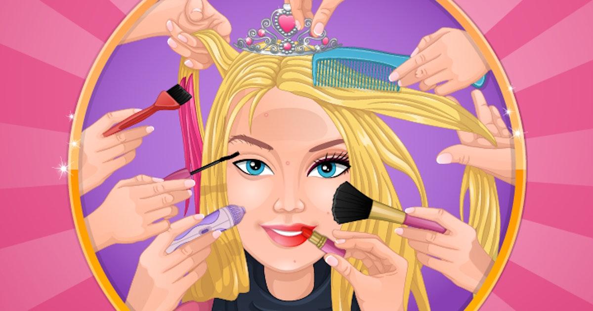 Makeover Spiele