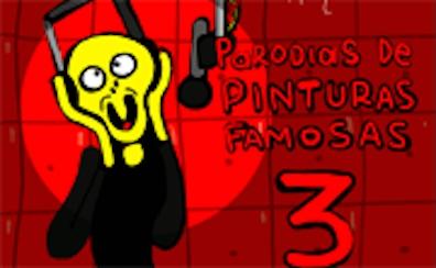 Famous Paintings Parody 3