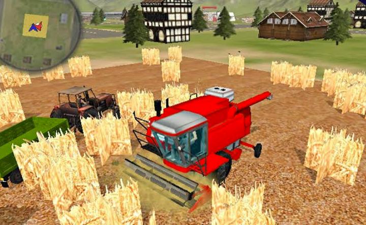 FARMING SIMULATOR ONLINE